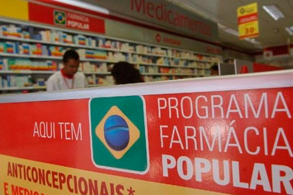 CNS quer adiar corte do programa Farmácia Popular